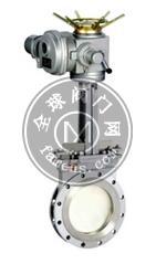 電動漿液閥刀閘閥精品PZ973H-10C DN80 DN65 DN100 DN125 DN150 DN200 DN250 DN300 DN50 DN350 DN400 DN450
