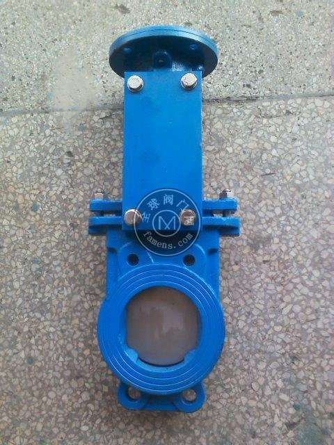 電動排渣型刀閘閥漿液閥Z973H-10C DN80 DN65 DN100 DN125 DN150 DN200 DN250 DN300 DN50 DN350 DN400 DN450