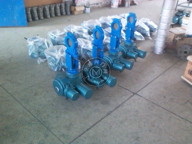 本廠可生產以下規格和型號刀閘閥Z973X-10、Z973X-16、Z973X-10C、Z973X-16C、Z973X-10P