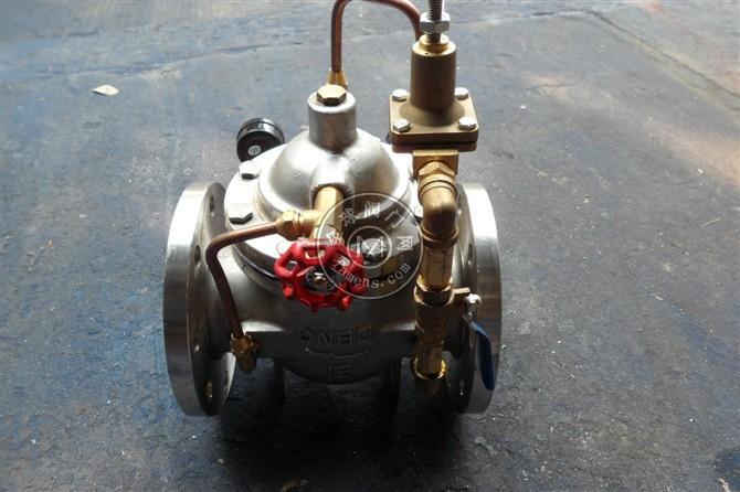 不锈钢可调式减压阀