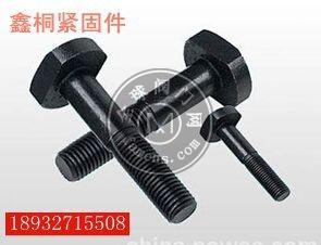 T型螺栓 T型螺丝 T形螺栓 T型头螺栓 高强度T型螺栓厂家