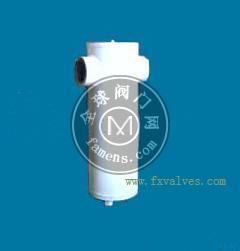FL43-16丝口法兰气水分离器
