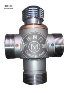 蒙托克恒温混水阀WL-40