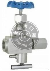J123W不銹鋼多功能壓力計針型閥