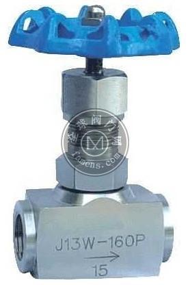 國標(不銹鋼、碳鋼)內螺紋針型閥