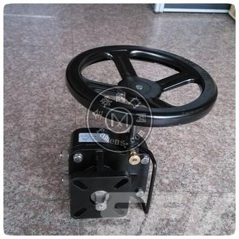 SD系列氣動閥門用手動操作器