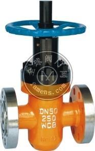中誠油田專用平板閘閥,燃氣平板閘閥,高壓平板閘閥