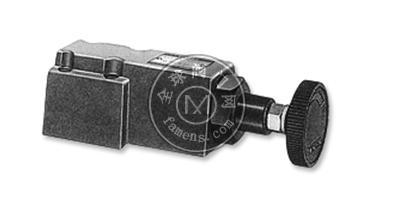 台湾YUKEN油研直动式溢流阀DT-02-B-22 DT-02-C-22 DT-02-H-22