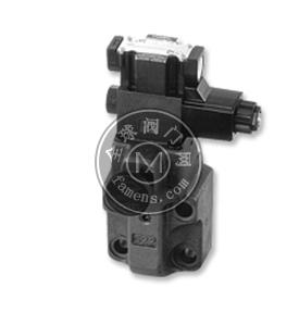 油研YUKEN電磁溢流閥BSG-03-2B3A-A110-N1-L-46 BSG-03-2B3B-A110-N1-L-46