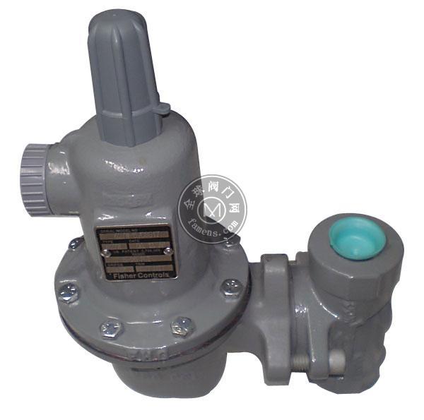 627-576美国费希尔调压器