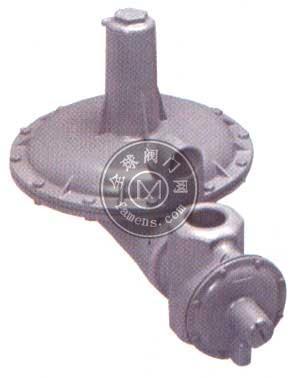 美国AMCO爱默科1803B2燃气减压阀灰色二级阀