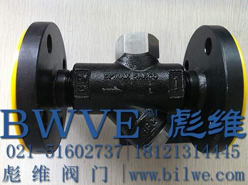 國產斯派莎克熱動力疏水閥TD16