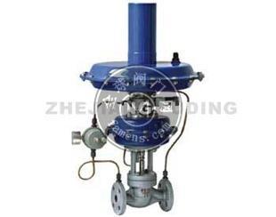 供應ZZVYP自力式帶指揮器減壓閥(供氮閥),富鼎自力式調節閥