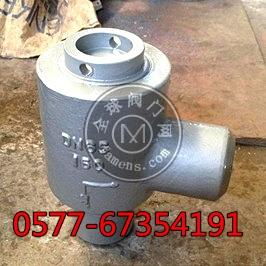 HG63A角式焊接微阻止回閥
