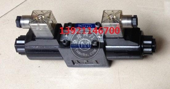 KINGST電磁換向閥DSG-3C2-N-02