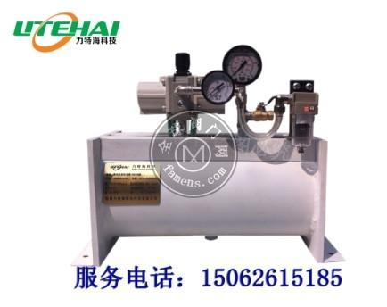 杭州市空气增压泵,超高压手动泵,爆破试验台厂家直销