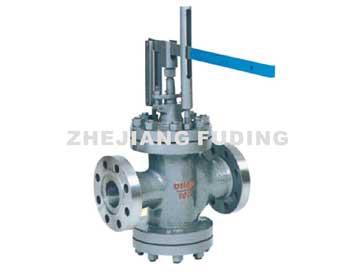 供应Y45H/Y型杠杆式蒸汽减压阀