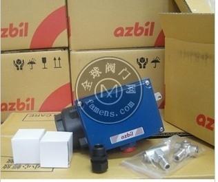 日本山武阀门定位器AVP300-RSD3A