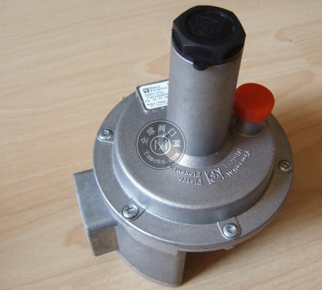 FMF301540005AB天然气减压阀