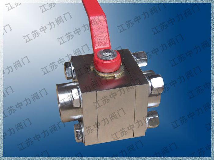 Q61N承插焊高壓對夾球閥