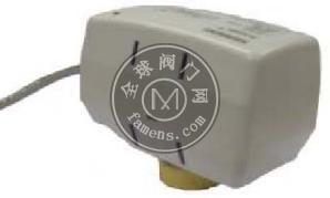 西門子風機盤管二通閥DN20 VVI46.20+SUA21