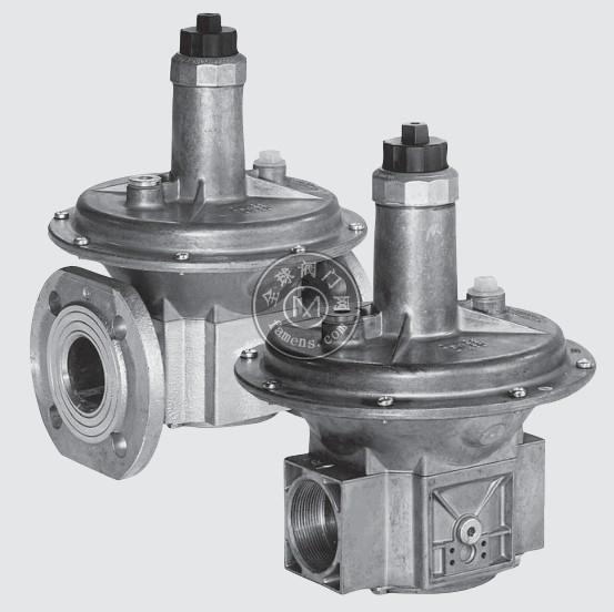 德国DUNGS冬斯FRS系列压力调节器