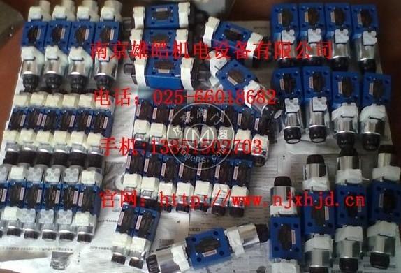 4WE10C33/CG24N9K4力士乐电磁阀总代理销售