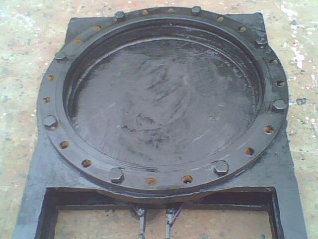 ZMQY型墙式、法兰式铸铁圆闸门