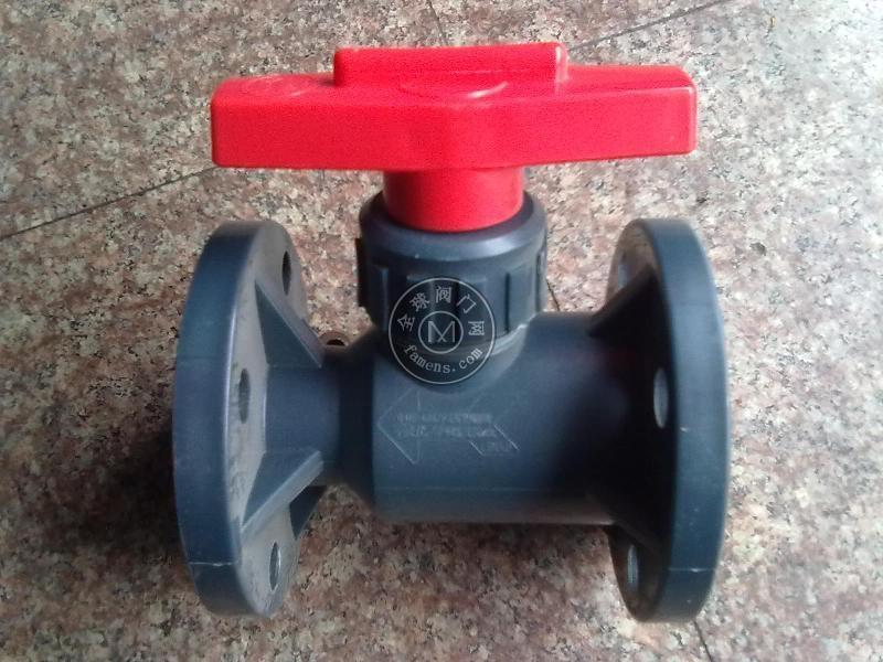 Q41S塑料球閥