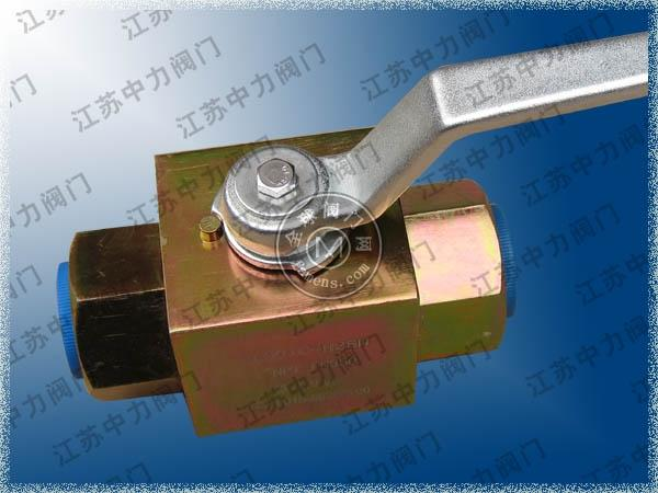 Q11N高壓內螺紋球閥