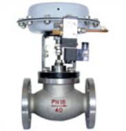 ZQHP氣動薄膜單座切斷閥