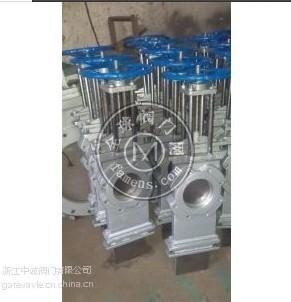 中诚SCZ73X/H/F/Y/W手动穿透式插板阀,插板阀