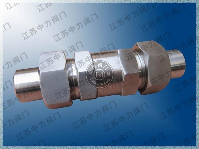 CNG天然氣高壓阻火器