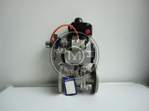 气动球阀,Q641F气动球阀,气动不锈钢球阀,气动高压球阀