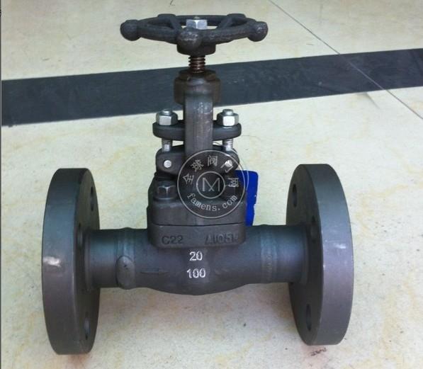 Z41Y锻钢闸阀