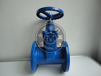 Z45X彈性座封閘閥,軟密封閘閥,水用閘閥,大口徑閘閥