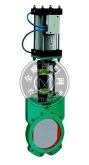 Z673X氣動漿液閥