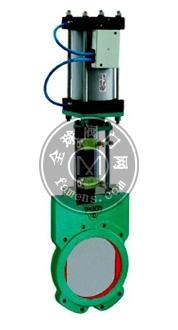 Z673X气动浆液阀