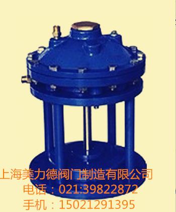 JM742X型隔膜呼式池底卸泥阀