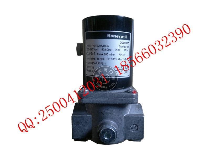 霍尼韋爾VE4015A1005電磁閥