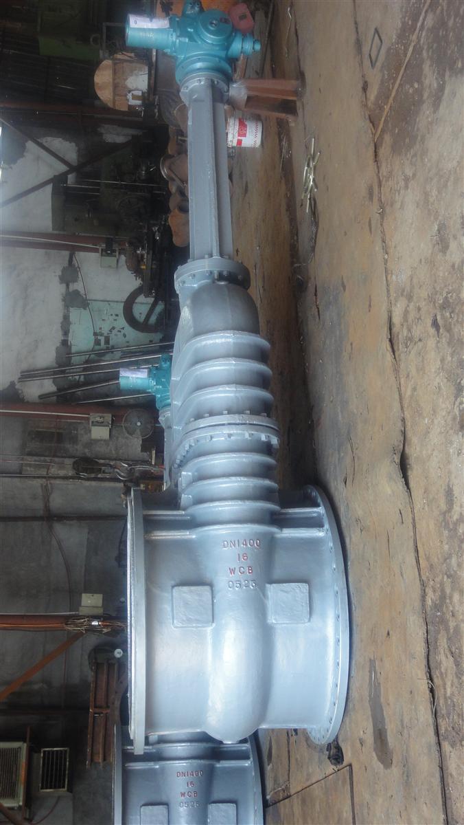 电动闸阀Z541H-16C DN1400