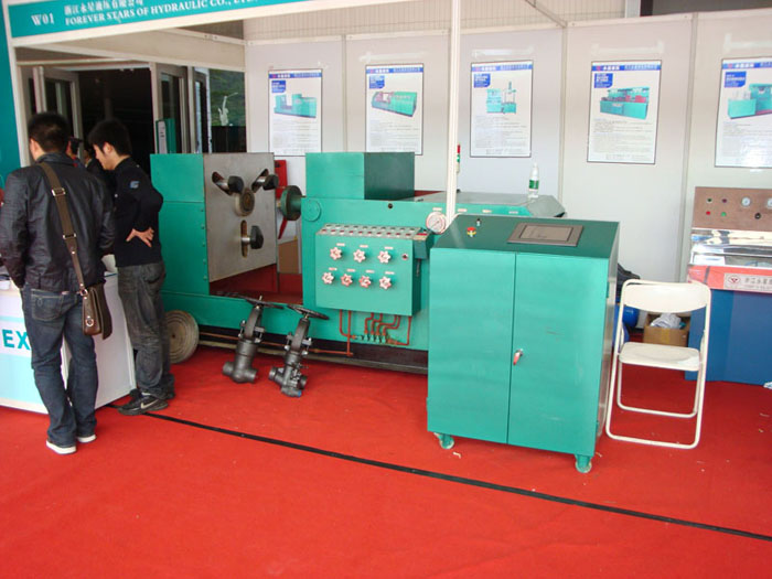 YFT型(单翻)液压阀门试验台