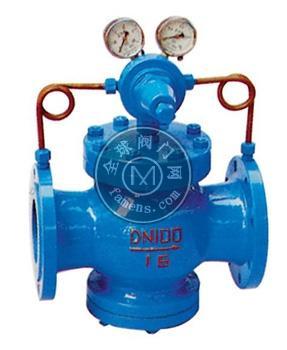 YK43X/F氣體減壓閥