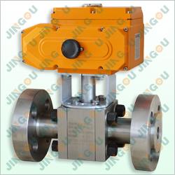 Q941N電動高壓球閥,Q941N電動高壓鍛鋼球閥,Q961N電動高壓焊接球閥中英合資