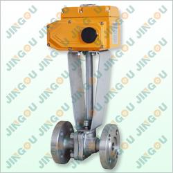 GQ941H電動高溫球閥,耐高溫電動球閥,電動球閥中英合資上海精歐閥門