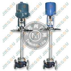 电动低温调节阀,液氮专用电动调节阀