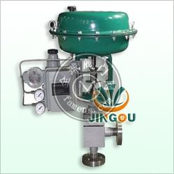 507G鍛鋼氣動高壓調節閥507G鍛鋼電動高壓調節閥中英合資上海精歐閥門