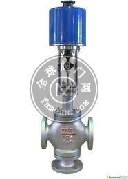 ZAZX電動三通分流調節閥生產廠家