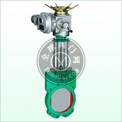 电动浆液闸阀,Z973X电动浆料闸阀