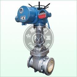 电动排渣闸阀,PZ941H电动排污闸阀